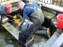pond cleaning Surrey