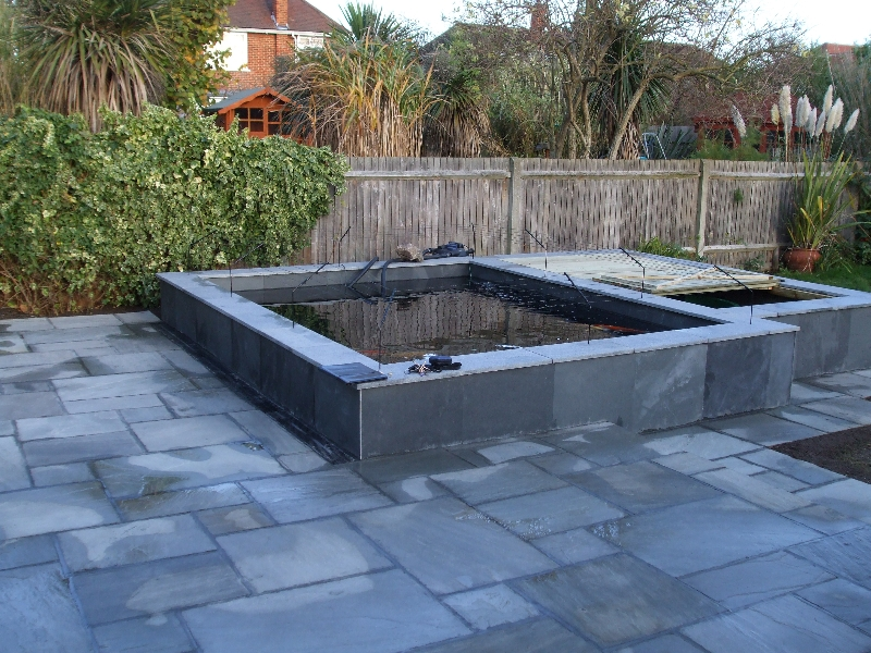 Pond Construction Services In Surrey Hampshire Berkshire