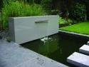 Aluminium pond (33)